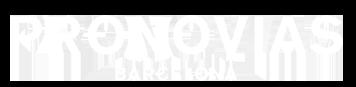 logotipo pronovias